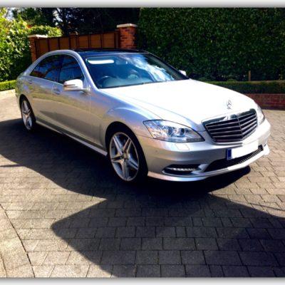 Essex Chauffeur Driven Car S Class Mercedes