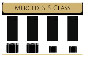 S Class Chauffeur driven executive car hire essex passengers