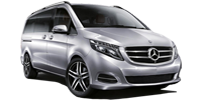 Mercedes V Class Chauffeur Car Hire Essex and London